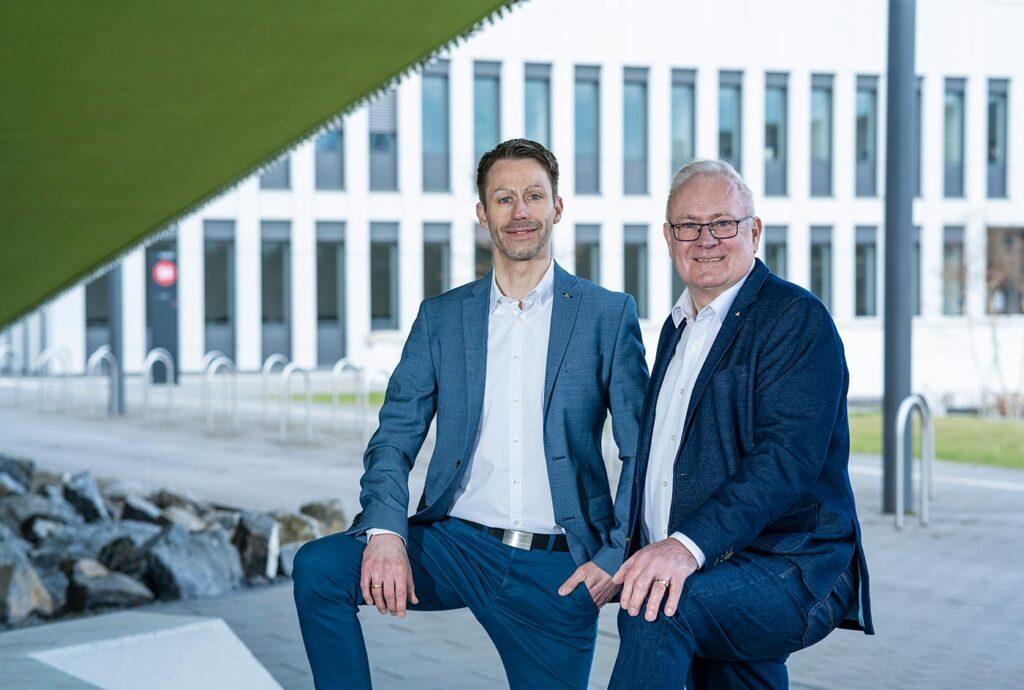 WBK Bramsche Joachim und Dennis Jaunich